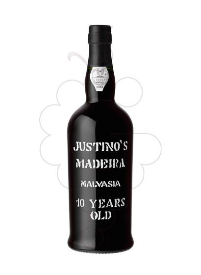 Foto Justino's Malvasia 10 Anys vi generós