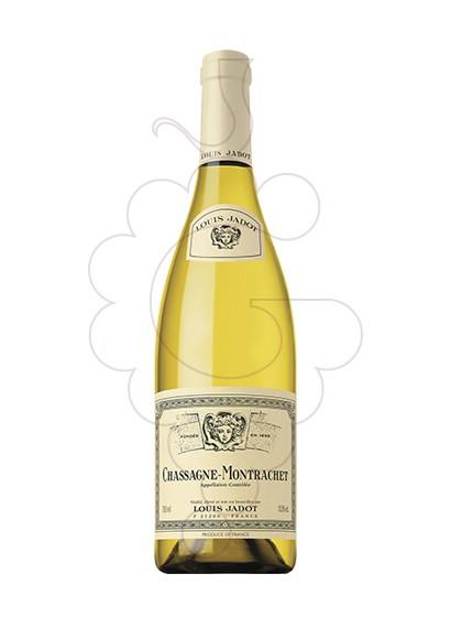 Foto L. Jadot Chassagne-Montrachet Magnum vi blanc