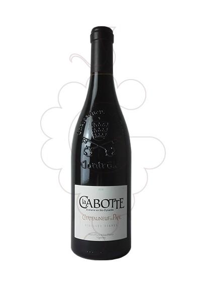 Foto La Cabotte Châteauneuf du Pape vi negre