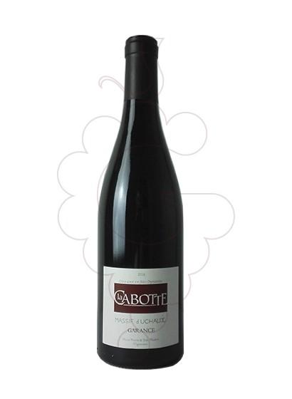 Foto La Cabotte Massis d'Uchaux Garance vi negre