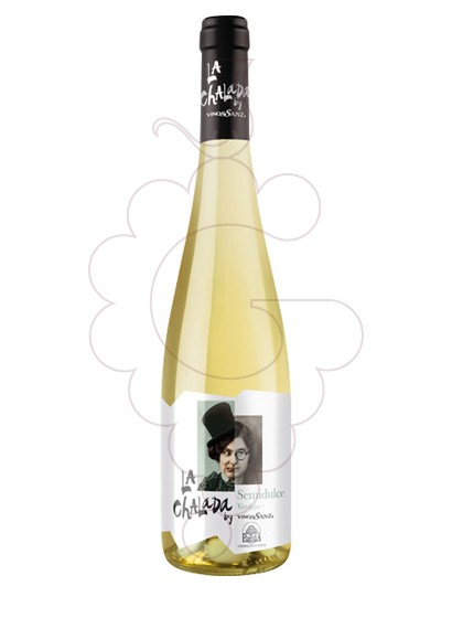 Foto La Chalada Semidulce vi blanc