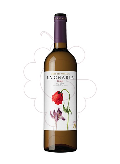 Foto La Charla vi blanc