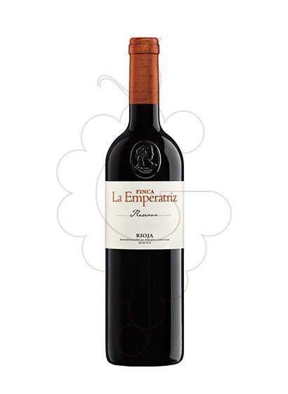 Foto Finca La Emperatriz Reserva Jeroboam vi negre