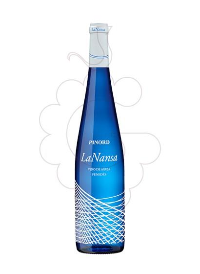 Foto La Nansa Blava Blanc Sec vi blanc