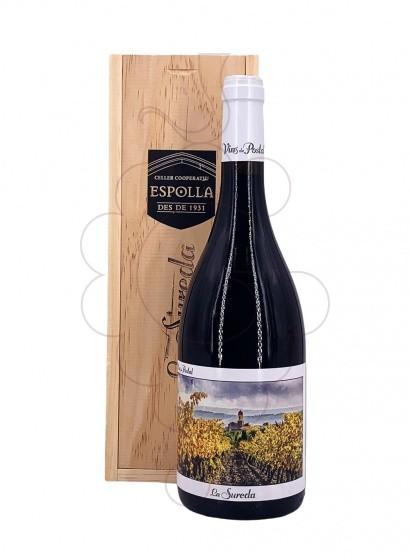 Foto La Sureda Vins de Postal Espolla vi negre