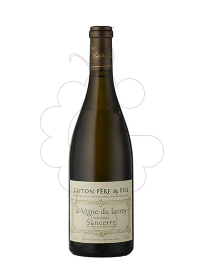 Foto Gitton La vigne du Larrey Sancerre vi blanc