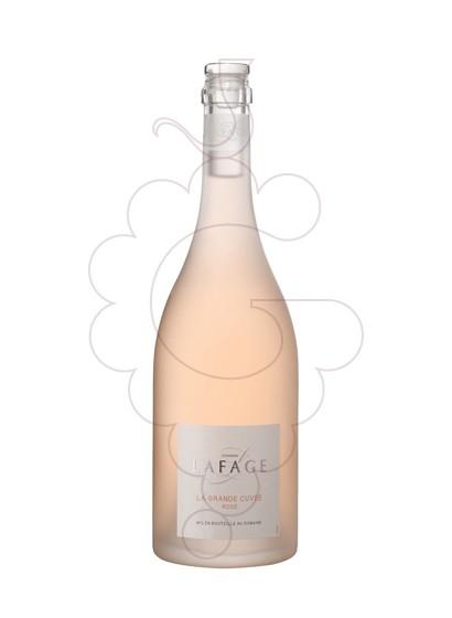 Foto Lafage la Grande Cuvée Rosé vi rosat