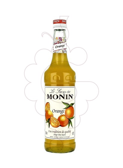 Foto Xarops Monin Orange (s/alcohol)