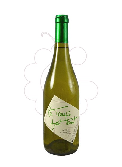 Foto Le Temps Fait Tout Blanc vi blanc