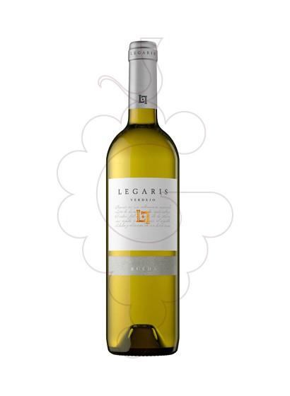 Foto Legaris Blanc Verdejo vi blanc