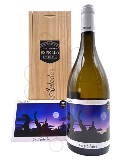Foto Les Auledes Vins de Postal Espolla vi blanc