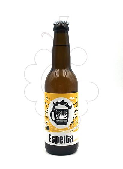 Foto Cervesa Les Clandestines Espelta