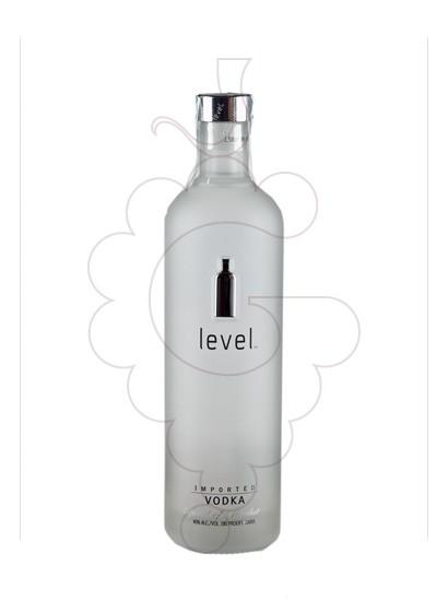 Foto Vodka Absolut Level