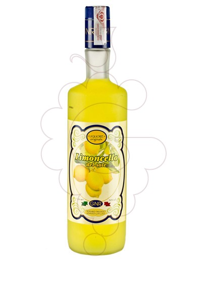 Foto Licor Limoncello del Sole