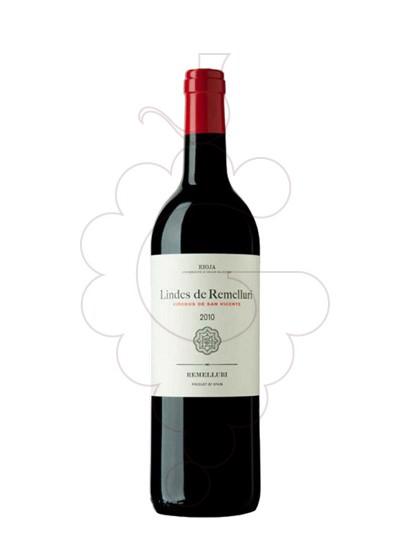 Foto Lindes de Remelluri (S.Vicente) vi negre