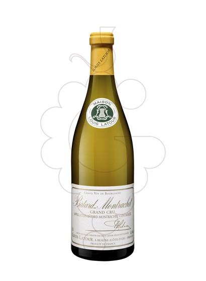 Foto Louis Latour Bâtard-Montrachet Grand Cru vi blanc
