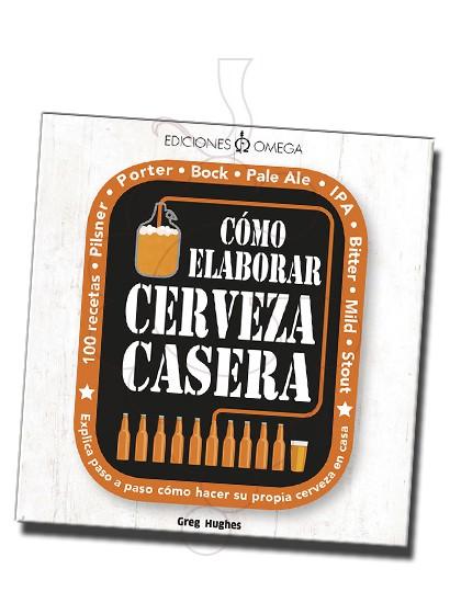 Foto Llibreria Cómo Elaborar Cerveza Casera (ed. espanyola)