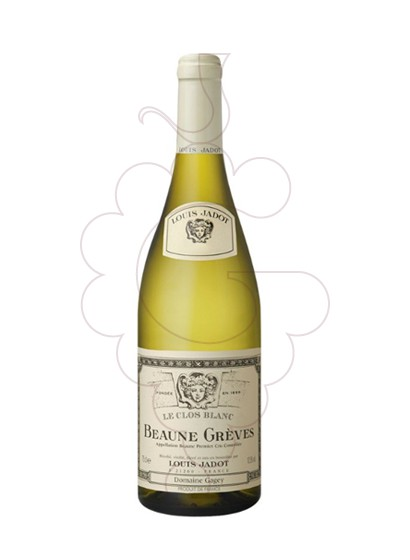 Foto L. Jadot Beaune 1er Cru Les Grèves Le Clos Blanc Magnum  vi blanc