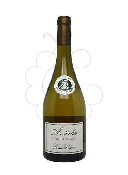 Foto Louis Latour Ardèche Chardonnay vi blanc