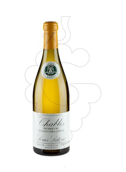 Foto Louis Latour Chablis 1er Cru vi blanc
