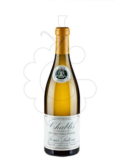 Foto Louis Latour Chablis Chanfleure vi blanc