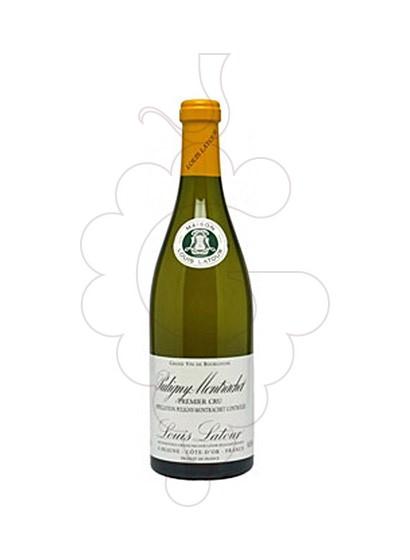 Foto Louis Latour Chassagne-Montrachet 1er Cru vi blanc