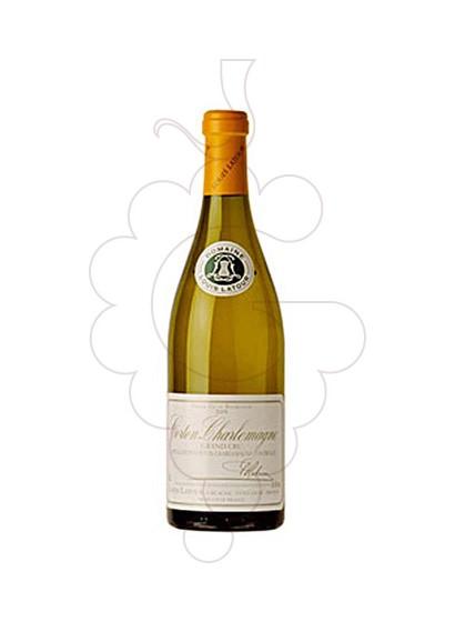 Foto Louis Latour Corton-Charlemagne Grand Cru vi blanc