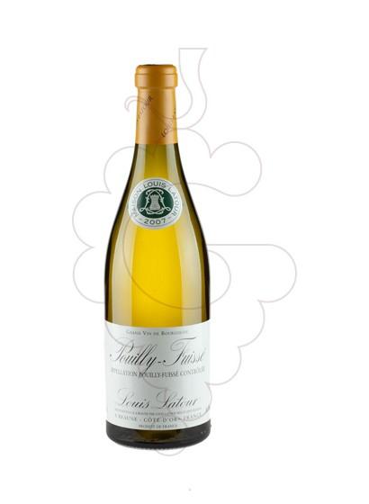 Foto Louis Latour Pouilly-Fuissé vi blanc
