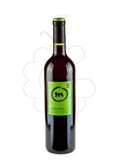Foto M 5 Monastrell vi negre