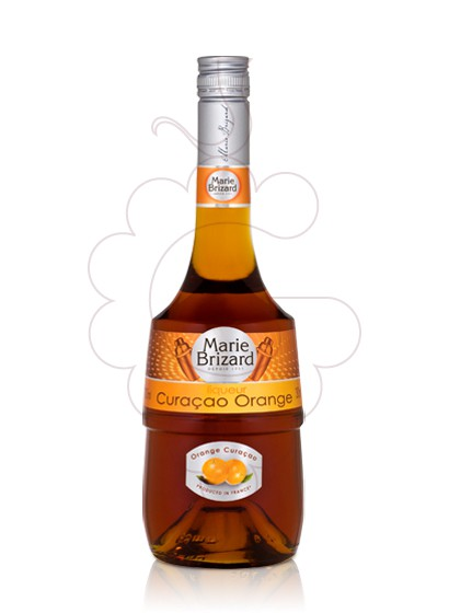 Foto Licor M. Brizard Curaçao Orange