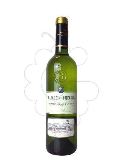 Foto Marqués de la Concordia Tempranillo Blanco vi blanc