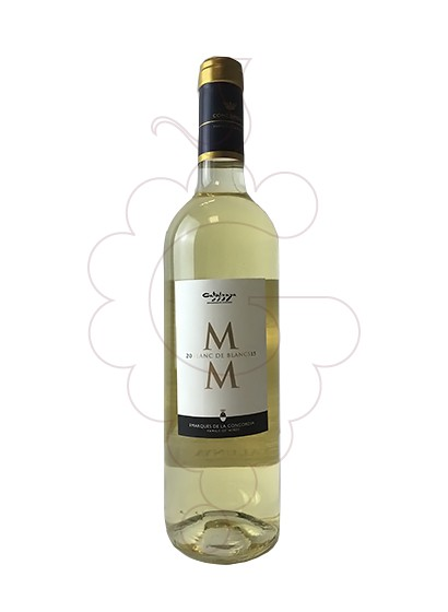 Foto M M Blanc de Blancs vi blanc