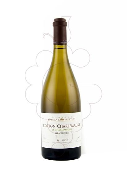 Foto Maldant Corton-Charlemagne Le Charlemagne Grand Cru vi blanc
