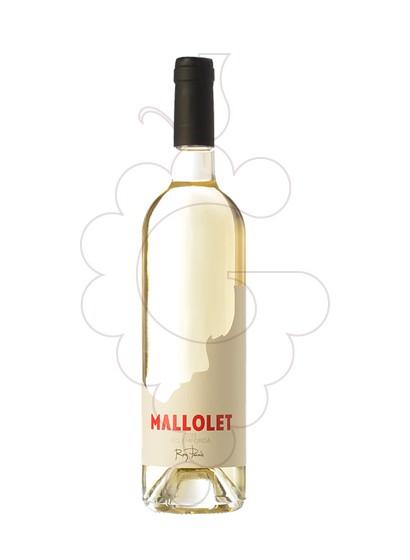 Foto Mallolet Blanc vi blanc