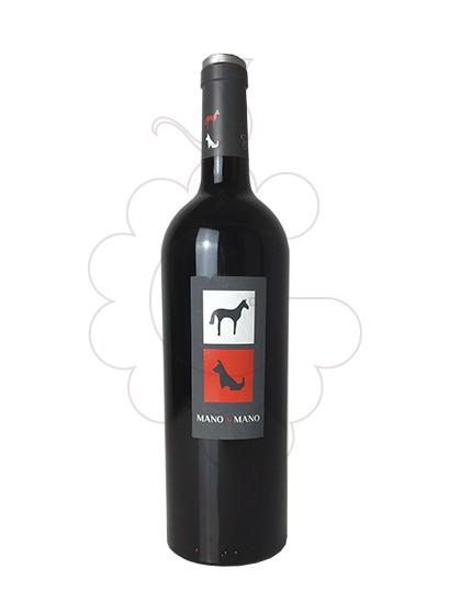 Foto Mano a Mano Tempranillo vi negre