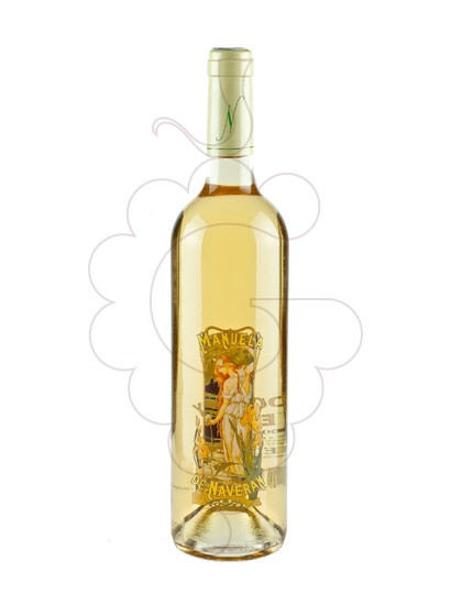 Foto Manuela Naveran Chardonnay vi blanc