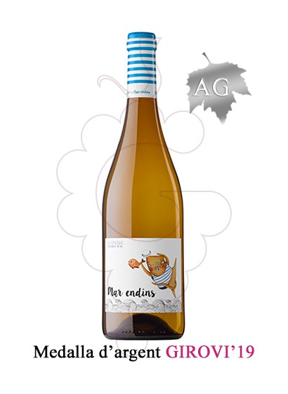Foto Mar Endins vi blanc