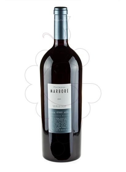 Foto Marbore Magnum vi negre