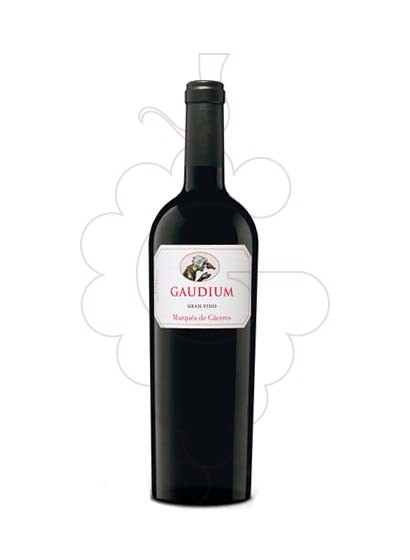Foto Marques Caceres Gaudium vi negre
