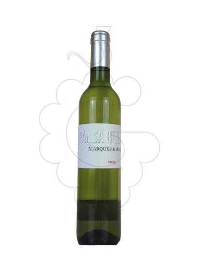 Foto Raventós d'Alella Pansa Blanca (mini) vi blanc