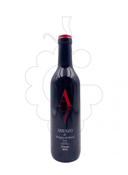 Foto Arienzo de Riscal Crianza (mini) vi negre
