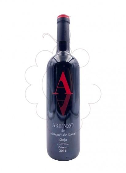 Foto Arienzo de Riscal Crianza vi negre