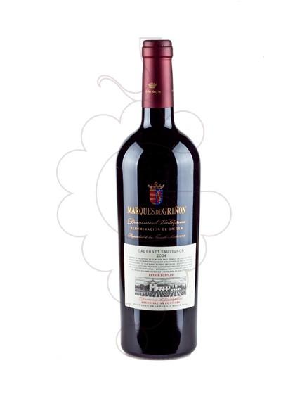 Foto Marques de Griñon Cabernet Sauvignon vi negre