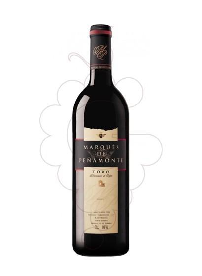 Foto Marques de Peñamonte Reserva vi negre