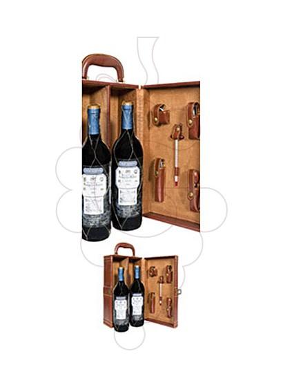 Foto Caixes regal Marqués de Riscal Gran Reserva 150 Aniversario Pack (2 u + acce