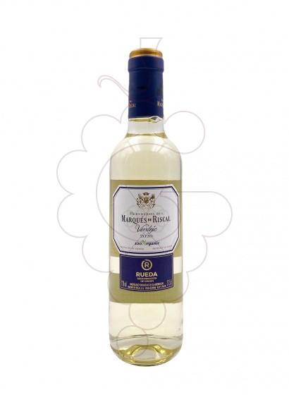 Foto Marques de Riscal Blanc (mini) vi blanc