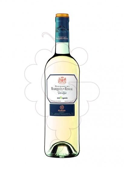 Foto Marqués de Riscal Blanc vi blanc