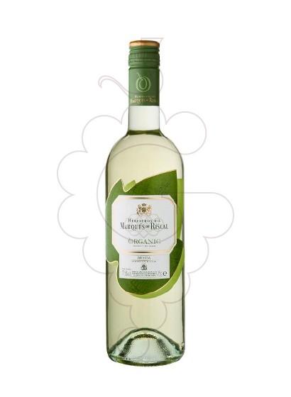 Foto Marqués de Riscal Blanco Organic vi blanc