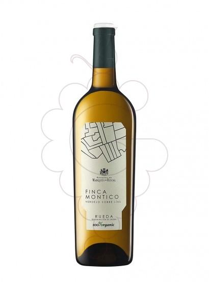 Foto Marqués de Riscal Finca Montico Verdejo vi blanc