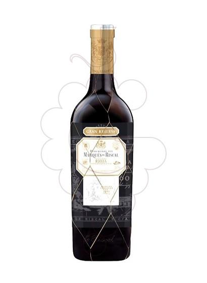 Foto Marques de Riscal Gran Reserva vi negre